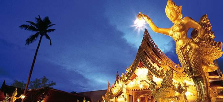 Κουάλα Λουμπούρ- Μπανγκοκ- Χονγκ Κονγκ