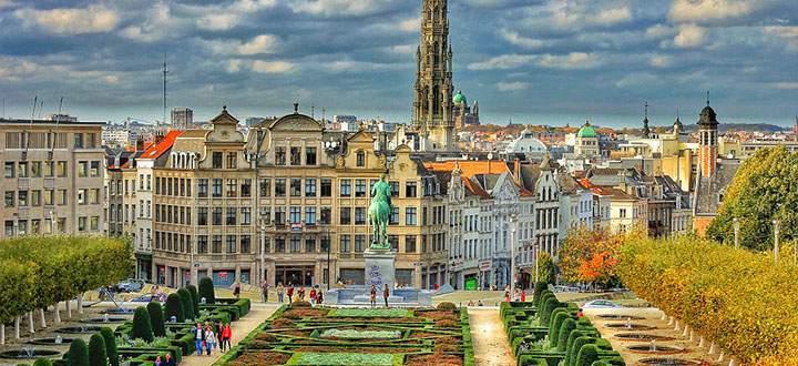 Στις Καρδιές της Φλάνδρας Μπενελούξ-Κάτω Χώρες