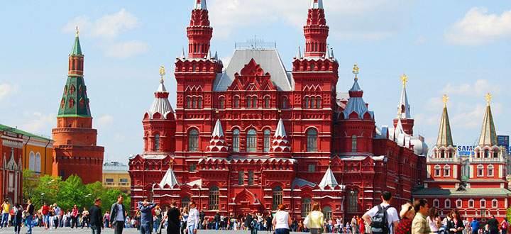 Παλιά Ρωσία-Μόσχα-Χρυσός Δακτύλιος-Αγία Πετρούπολη