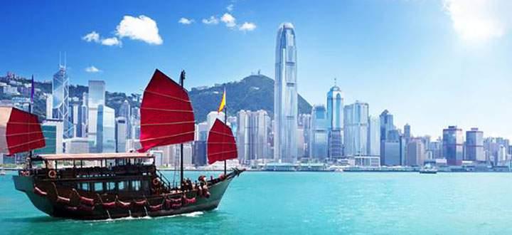 Μπανγκοκ- Χονγκ Κονγκ