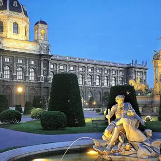 Βουδαπέστη - Βιέννη - Πράγα