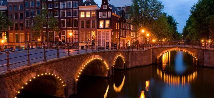 Μητρόπολη της Ελευθερίας  Αμστερνταμ-Φόλενταμ- Μαρκεν