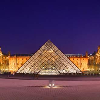 Παρίσι - Βερσαλλίες - Disneyland – Μουσείο Λούβρου