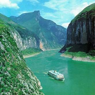 Θιβέτ - Πλεύση Γιανγκτσέ – Χονγκ Κονγκ
