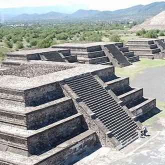 Ιστορικό Μεξικό – Αρχαιά Μνημεία Της Unesco