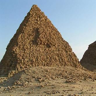 Σουδάν, άγνωστες πόλεις των Μαύρων Φαραώ της Νουβίας