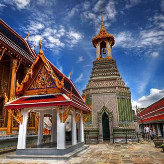 Πανόραμα Ταιλάνδης – Λάος