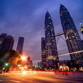 Κουάλα Λουμπούρ – Σιγκαπούρη - Μπαλί