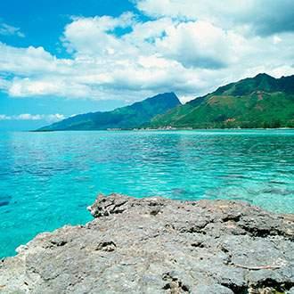 Νότιος Ειρηνικός   Νησί Του Πάσχα - Ταϊτή - Πολυνησία