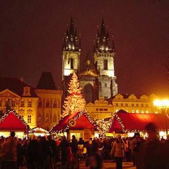 Πράγα –Βιέννη –Βουδαπέστη-Βελιγράδι