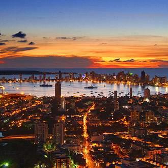 Παναμάς - Αρχιπέλαγος του Σαν Μπλας - Κολομβία