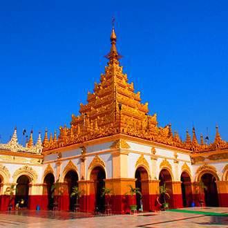 Αυθεντική Βιρμανία - Γυναίκες Αράχνες