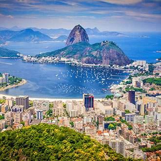 Βραζιλία - Αργεντινή - Ιγκουασού