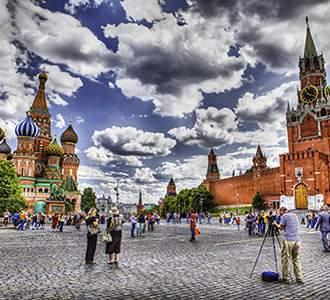 Πόλεις των Τσάρων - Μόσχα - Αγία Πετρούπολη