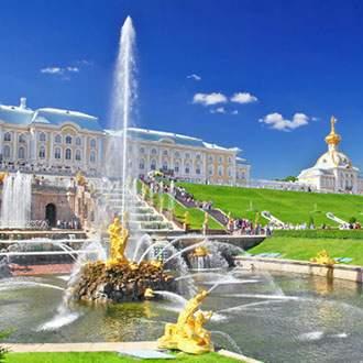 Μόσχα - Αγ.Πετρούπολη
