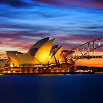 Πανόραμα Αυστραλίας - Ντάργουϊν - Κακαντού