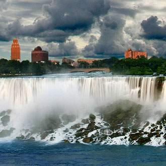 Νέα Υόρκη - Καταρράκτες Νιαγάρα - Τορόντο - Ουάσινγκτον