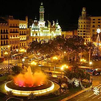 Βαλένθια-Μαδρίτη-Βαρκελώνη
