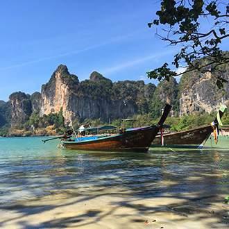 Ταϊλάνδη – Λάος – Καμπότζη – Βιετνάμ