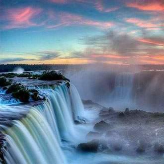Βραζιλία - Αργεντινή - Ιγκουασού - Ουρουγουάη