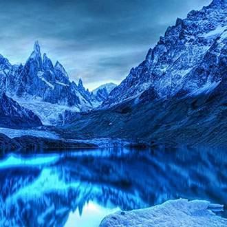 Μεγάλη Χιλή - Ατακάμα - Παταγονία - Αργεντινή