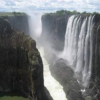 Πανόραμα Ναμίμπια - Μποτσουάνα - Ζιμπάμπουε