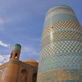 Ουζμπεκιστάν - Περσία