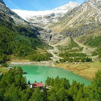 Από τις λίμνες της Βόρειας Ιταλίας και την κοιλάδα της Αόστα στις ακτές της Ανατολικής Ριβιέρας