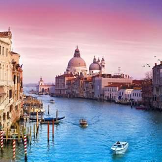 Λιουμπλιάνα-Βενετία