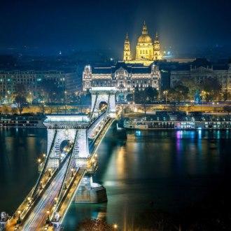 Βουδαπέστη - Πράγα - Δρέσδη - Βιέννη