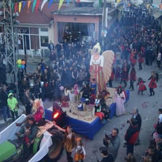 Καρναβάλι στις Κροκεές