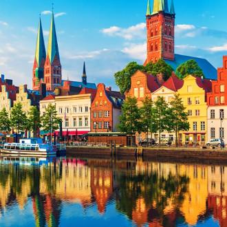 Αμβούργο -Χανσεατικές Πόλεις Γερμανίας