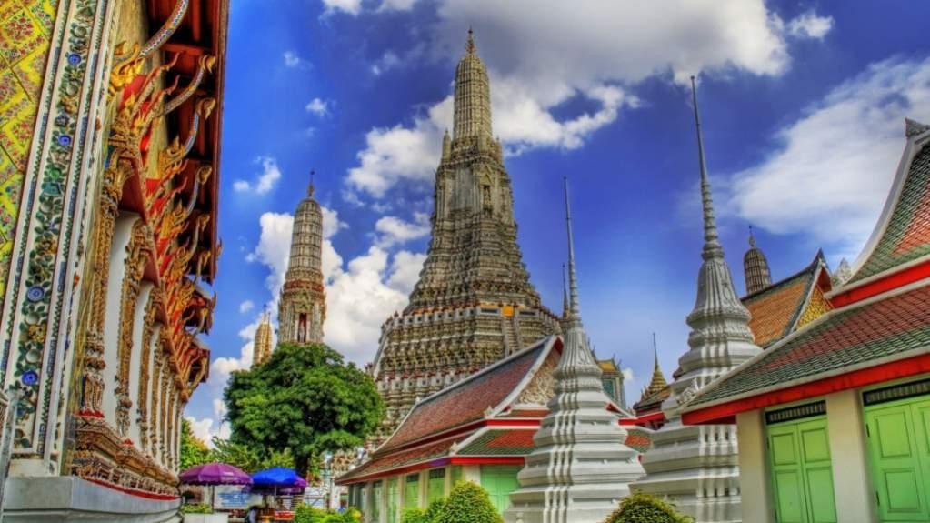 Βόρεια Ταϊλάνδη-Μπανγκόκ– Γέφυρα Κβάϊ