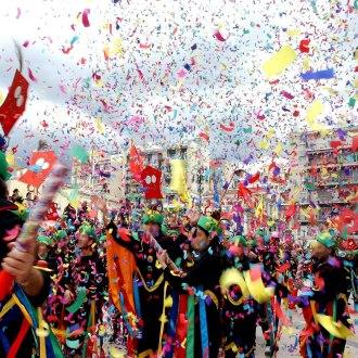 Καβάλα - Δράμα - Καρναβάλι Ξάνθης