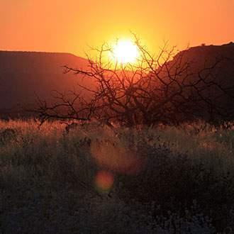 Πανόραμα Ναμίμπια - Φυλή Χίμπα