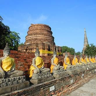 Μπανγκόκ – Βόρεια Ταϊλάνδη