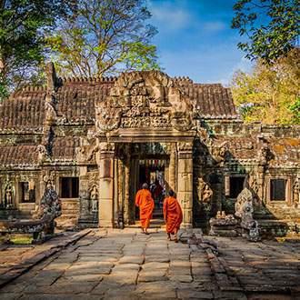 Αυθεντικό Βιετνάμ - Μεκόνγκ - Καμπότζη των Χμερ