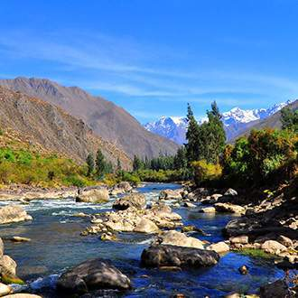 Majestic Inca Valleys & Lakes