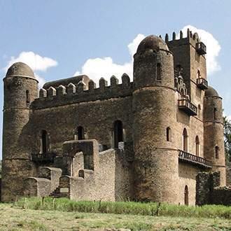 Ιστορική Αιθιοπία - Καταγραφές Unesco