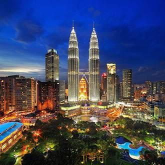 Μαλαισία - Ιστορική Νότια Κορέα - Ταϊβάν