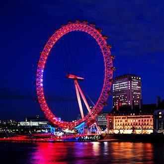 Λονδίνο - Άνοιξη 2020 με Aegean