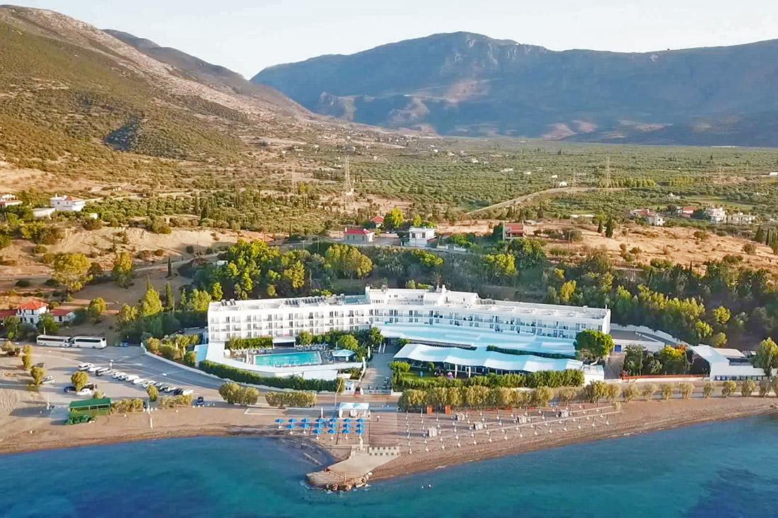 Delphi Beach Hotel 4*