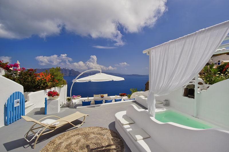 Dream Blue Villa