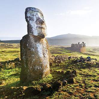 Tahiti to Easter Island: Tales of the Pacific