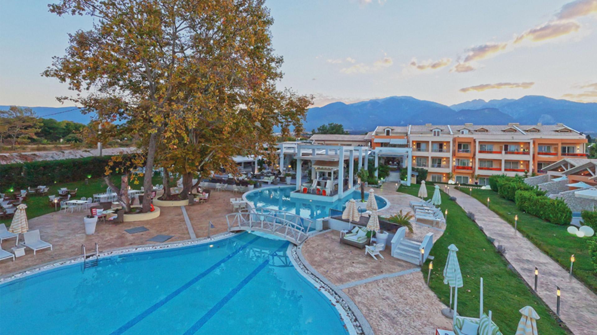 Litohoro Olympus Resort Villas & SPA 5*