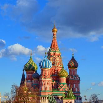 Μόσχα – Αγία Πετρούπολη